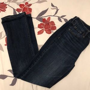 Old Navy curvy boot cut